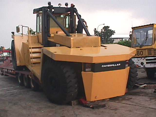 Cat 36 tons forklift