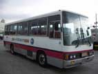 Isuzu LR332J 47 seater bus 1991 year